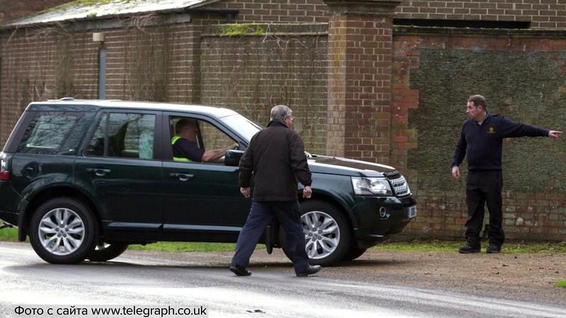 Супруг королевы Елизаветы II спустя всего два дня после аварии нарушил правила дорожного движения