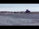 Грузовые автомобили КАМАЗ под водой опасное видео 2015
