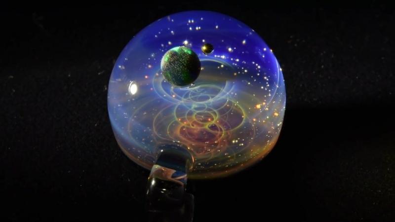 Solar Systems by Satoshi Tomizu loop