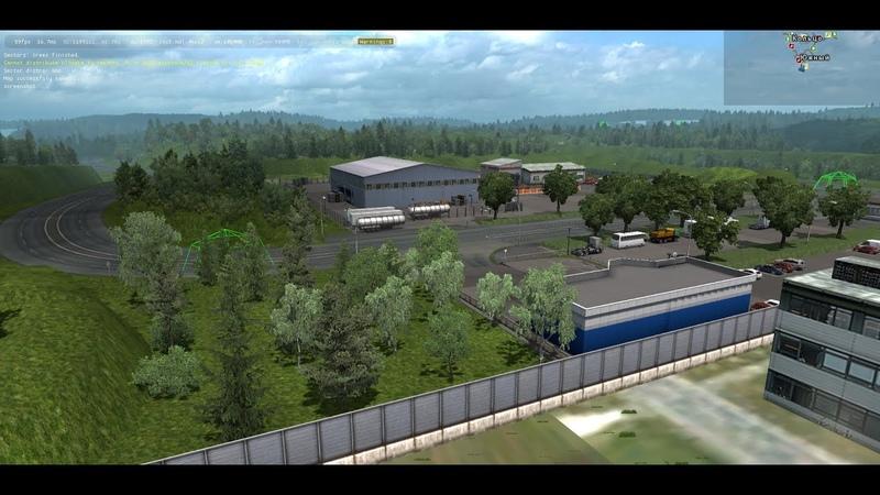 Дальнобойщики 2 для Euro Truck Simulator 2
