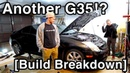 Another G35 Coupe Project Car!? [MG Build Breakdown]