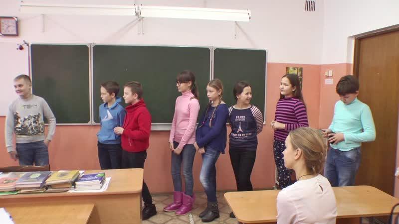 Игровая программа В городе дорожных наук состоялась в школе №4