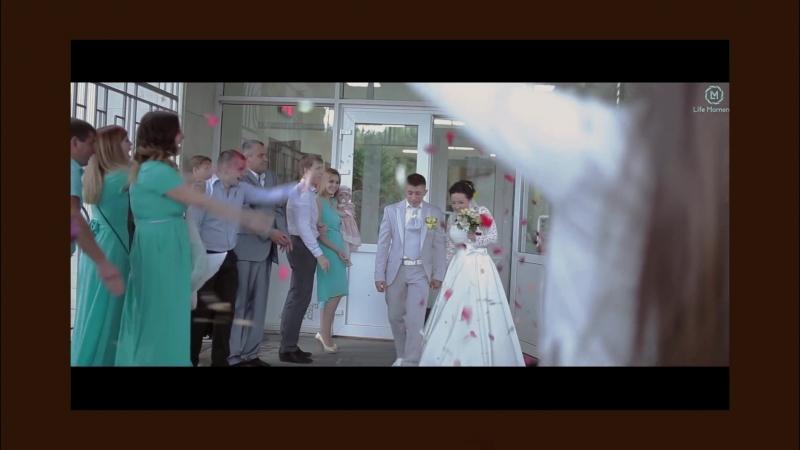 Создание молодой cемьи чудесное мгновение Запечатлите свою свадьбу на видео Для заказа пишите в ЛС