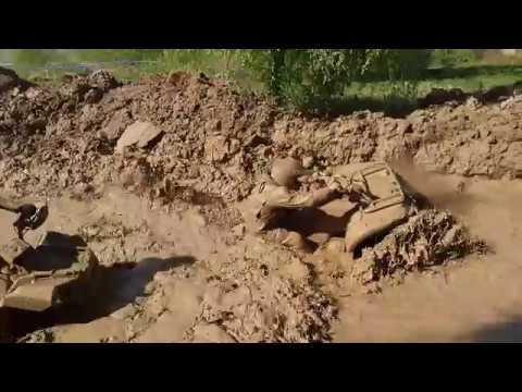 III этап RZR CAMP Мототрек «Бурцево» 15-16 сентября