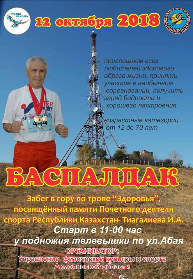 «Баспалдак-2018»