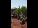 Syria Daraa - Good Morning from Daraa - SRG SyrianRepublicanGuard RepublicanGuard - Elite Forces of Abu Fadl Al-Abbas brigade