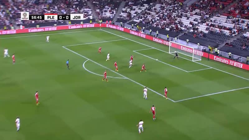 Кубок Азии-2019-В3. Палестина - Иордания (00)