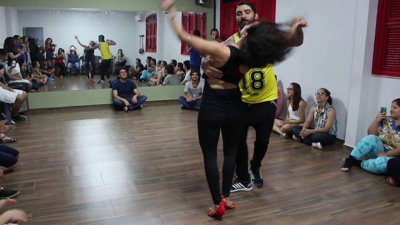 Diogenes Almeida e Karolina Mourão - Dia do Zouk 2018