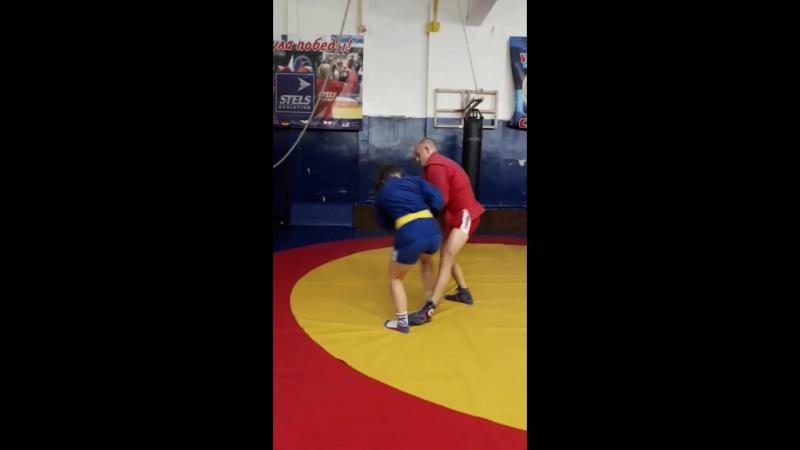Тренировочный процес