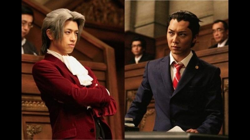 Первоклассный адвокат Ace Attorney 2012