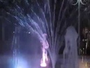 155 Вьетнам Нячанг Световой фонтан Парк Горького Vietnam Nha Trang light fountain Gorky Park