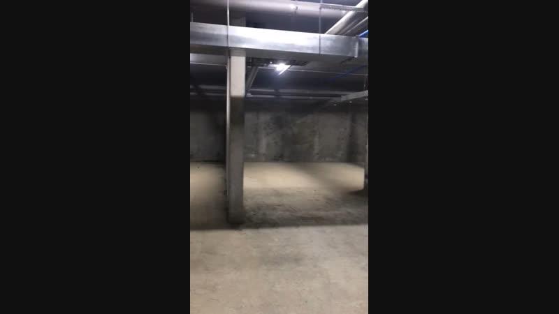 Подземный паркинг,15.02.19