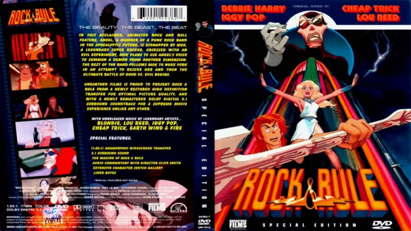 Рок и правила Rockn Rule (1983)
