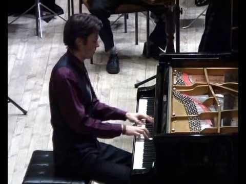 С.Рахманинов. Концерт №1, 2-я часть.