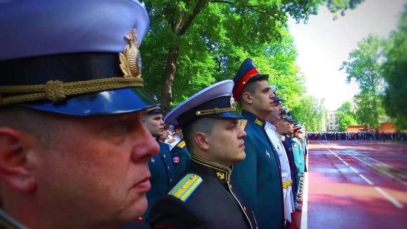 Первый выпуск военных стоматологов ВМедА 2018 год.