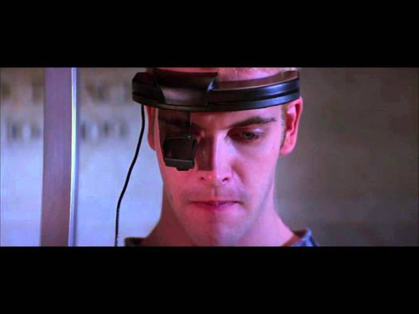 Guy Pratt David Gilmour - Grand Central Station (from Hackers, 1995)
