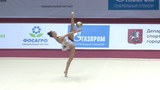 Irina Annenkova - Ball AA GP Moscow 2019 19.80