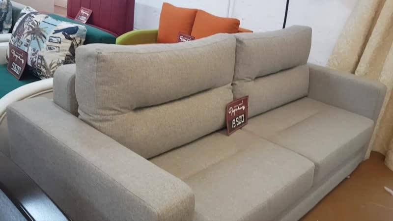 видео мебели в салоне фабрики1зал, по адресу ул.Палатникова. д.1