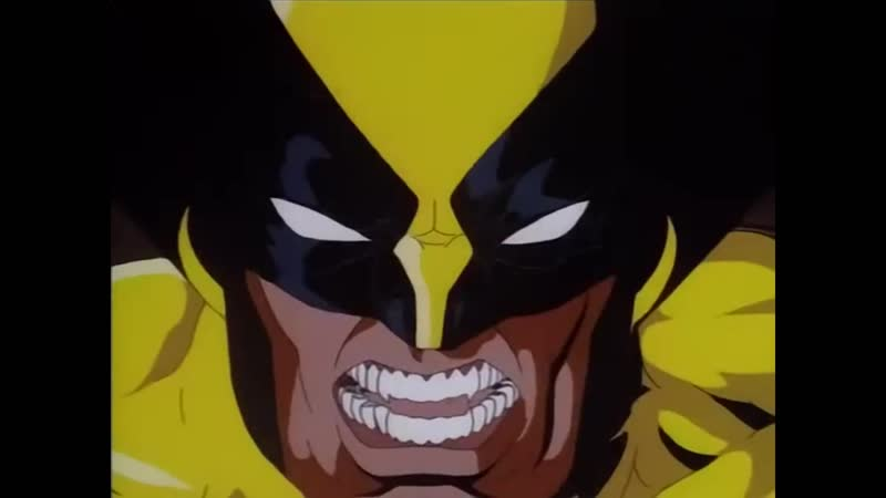 Росомаха и Юрико. Люди Икс 1992 / Wolverine and Yuriko. X-Men 1992