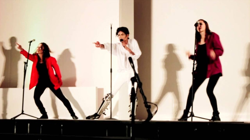Michael Jackson Impersonator Tribute Artist RemJ- Can You Feel ItShake Your Body