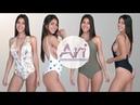 Swimsuit Try On Haul Trajes de baño enteros de varias marcas