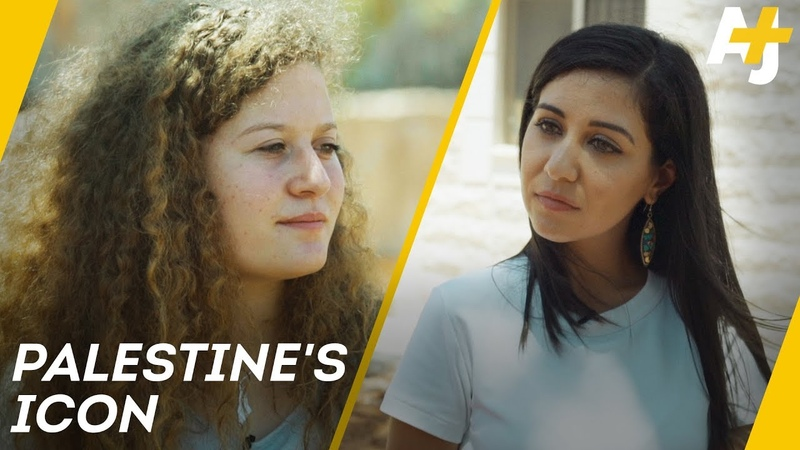 Ahed Tamimi Palestine's Freedom Fighter Part 2 Direct From With Dena Takruri AJ
