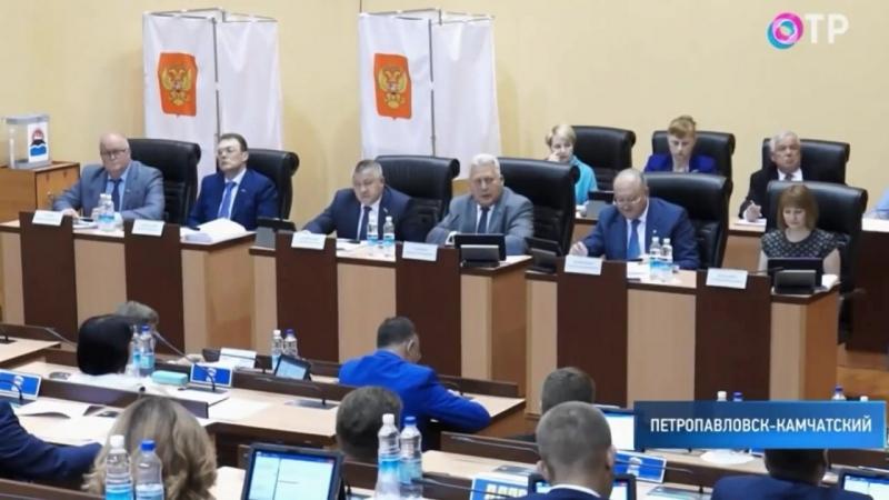 Депутаты Камчатки подняли себе пенсии до 180 тыс
