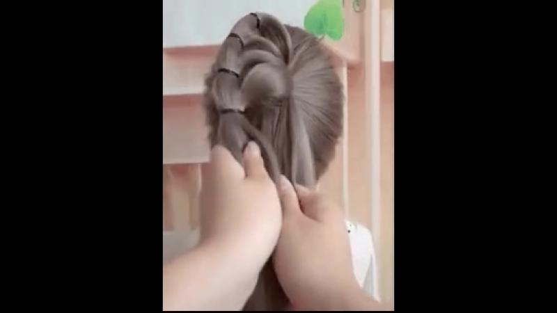 Заплетаем косички красиво