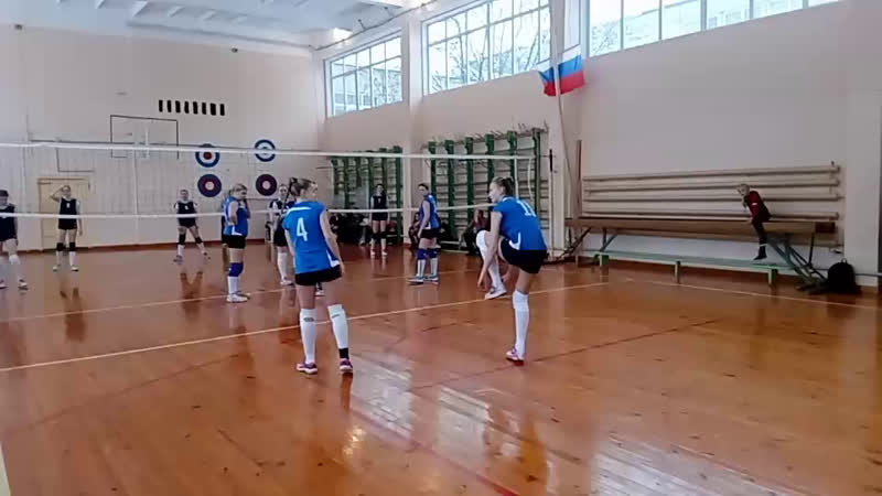 Волейбол. ЧВО. Виктория (Владимир) - Гусевчанка (vk.com/vguse) вГусе