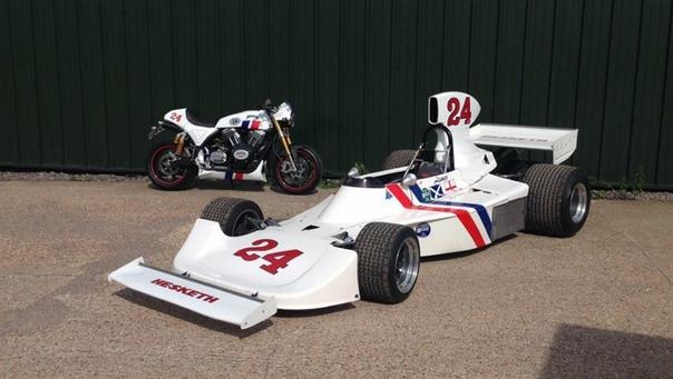 Мотоциклы Heseth: новая глава в истории Фанаты Формулы-1 наверняка знакомы с маркой Heseth. В семидесятые годы частная команда, созданная 22-летним (!) британским аристократом лордом Александром