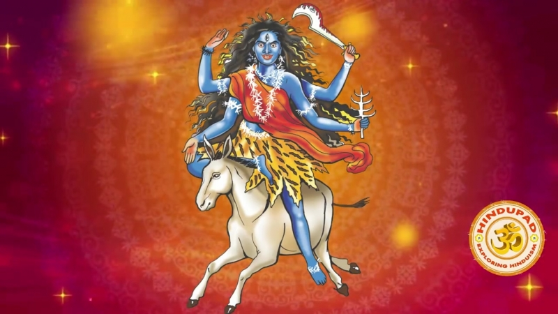 Kalratri Aarti Navratri 7th Day