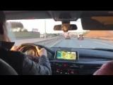 BMW x5 Гипнотический Тестдрайв