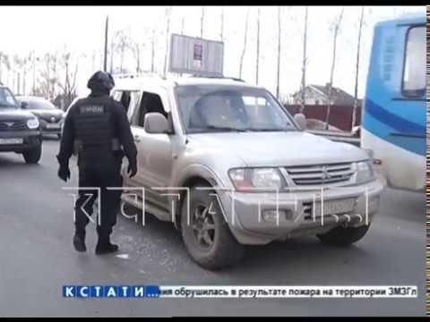 Силовики рассказали, что стало мишенью силового захвата на улице Ларина.