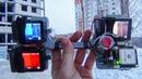 Блок из трех камер Mapir Survey 3 для DJI Phantom.