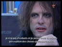 Robert Smith, French interview clip