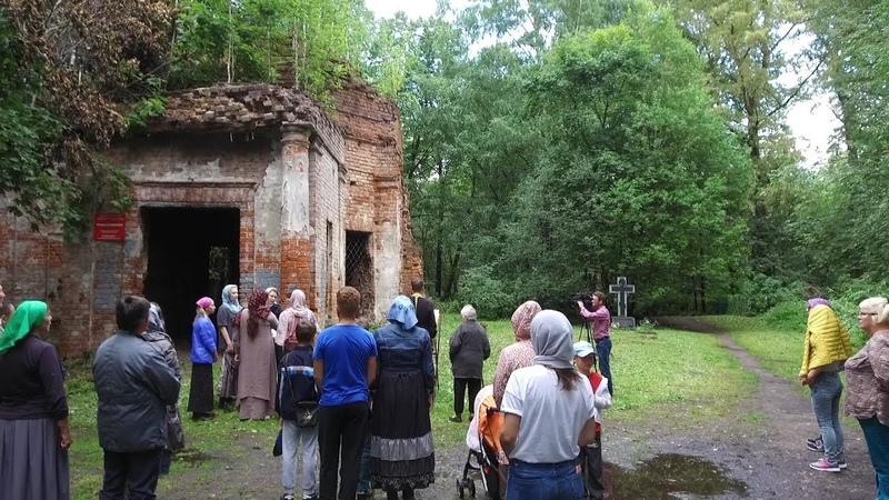 На Введенском кладбище Вологды будет восстановлен храм