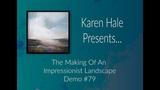 Making an Amazing Acrylic Impressionist Landscape