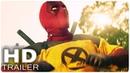 DEADPOOL 2 Trailer Oficial Español