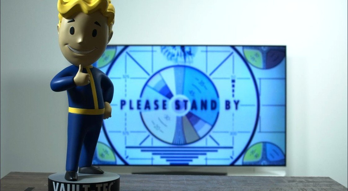 """""""Please Stand By"""""""
