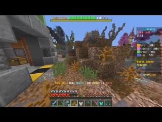 [Demaster] МЕНЯ ПРЕДАЛ МОЙ СЫН! ОН ПЫТАЕТСЯ МЕНЯ УБИТЬ! Minecraft SkyGiant