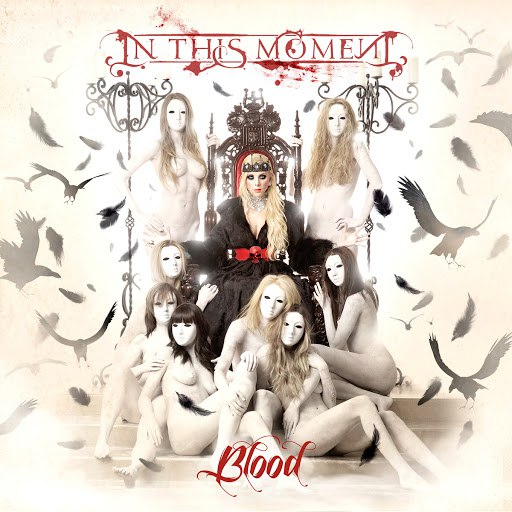 In this moment альбом Blood