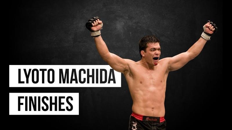 Lyoto Machida Top 10 Finishes 2018||The Dragon