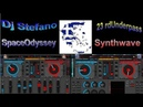 Dj Stefano Space Odyssey Cosmos RMX Italo Disco Space Synth 2018