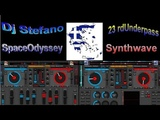 Dj Stefano Space Odyssey Cosmos RMX Italo Disco,Space Synth 2018