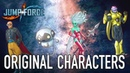 JUMP Force - PS4/XB1/PC - Original Characters by Akira Toriyama