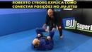 Roberto Cyborg Explica Como Conectar Posições No Jiu-Jitsu