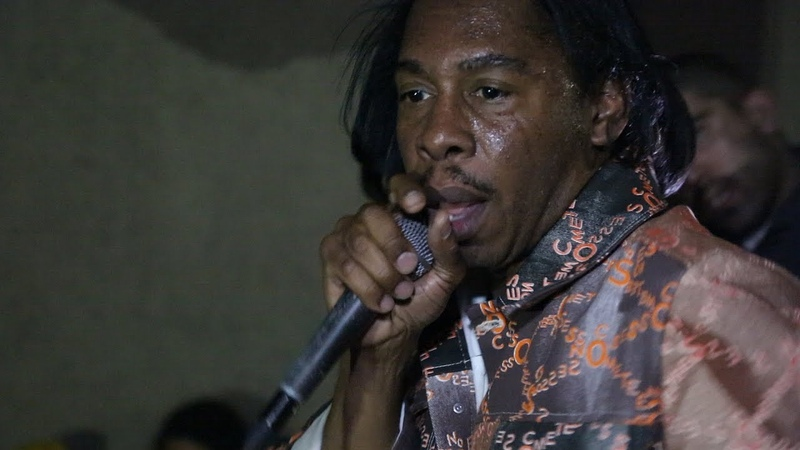 Tommy Wright III (Live in LA, 4/27/18)