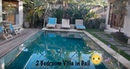 Beautiful Villa with Private Pool in Canggu, Bali Indonesia. Take the tour with me!