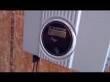 1300 Ватт солнечных панелей и Высоковольтный 500 Вольт Грид инвертор отдача за обычный день