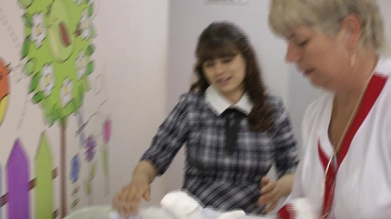 видеофильм о встрече с родильного дома.(видеограф Светлана Золотова)